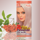 MASK-TONER PINK FOR BLOND OR BLEACHED HAIR 30ml