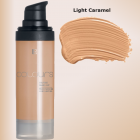 LR: OILFREE FONDOTINTA IDRATANTE LIGHT CARAMEL 30ML